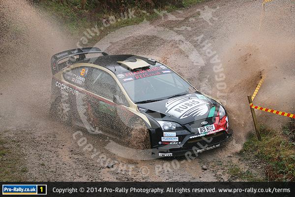 2014 Grizedale Stages Rally