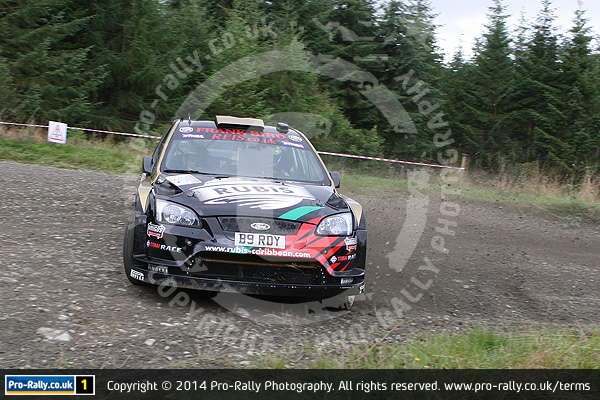 2014 Woodpecker Stages