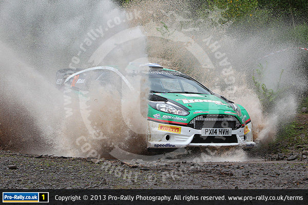 2014 RSAC Scottish Rally (Nat B)