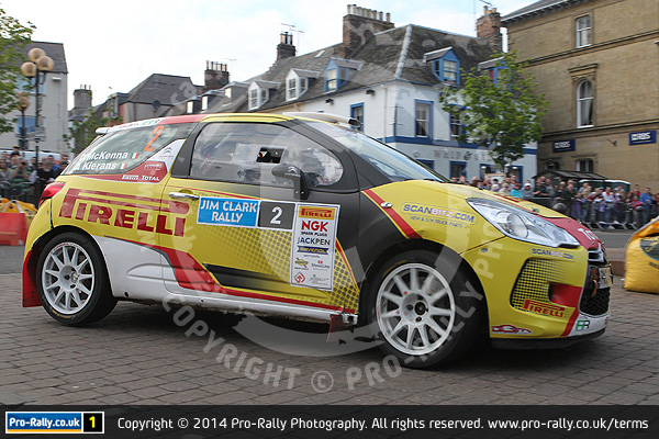 2014 Jim Clark Rally