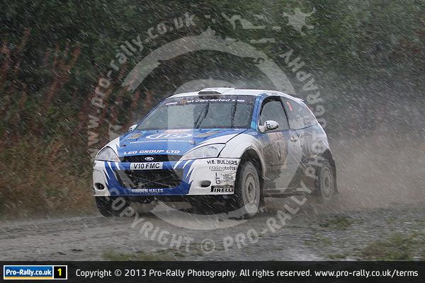 2013 Cambrian Rally