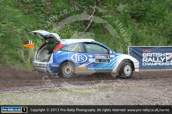 2013 RSAC Scottish Rally