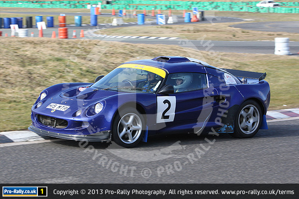 2013 Roskirk Stages