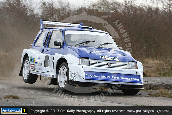 2013 SMC Stages Rally