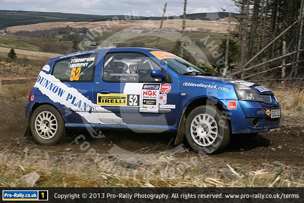 2013 Pirelli Challenge Rally