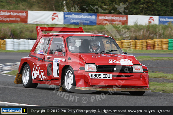 2012 Adgespeed Stages