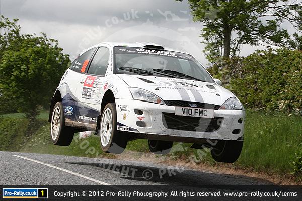 2012 Jim Clark Reivers Rally