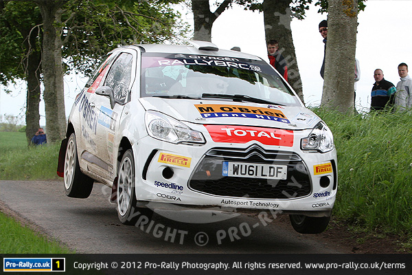 2012 Jim Clark Rally