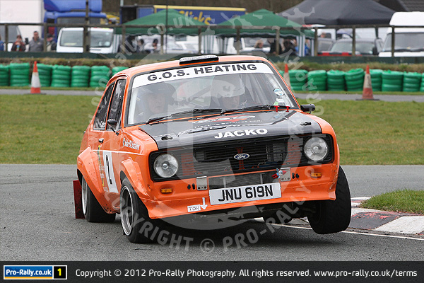 2012 Roskirk Stages