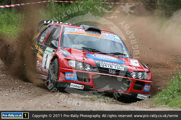 2011 Dukeries Rally