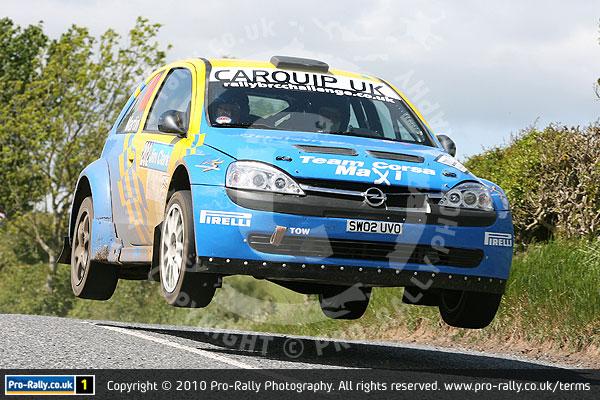 2011Jim Clark Challenge Rally