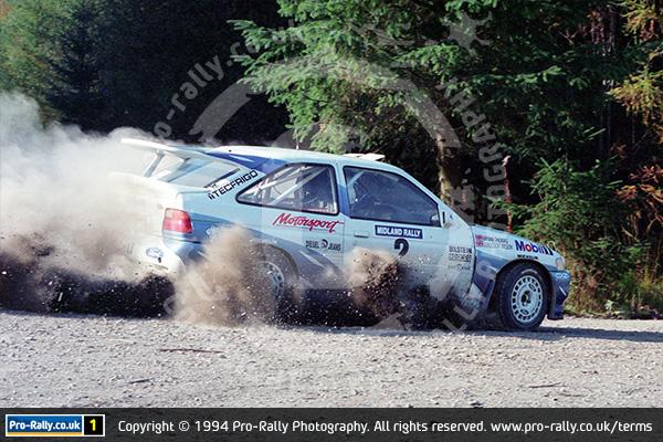 1994 Midland Rally