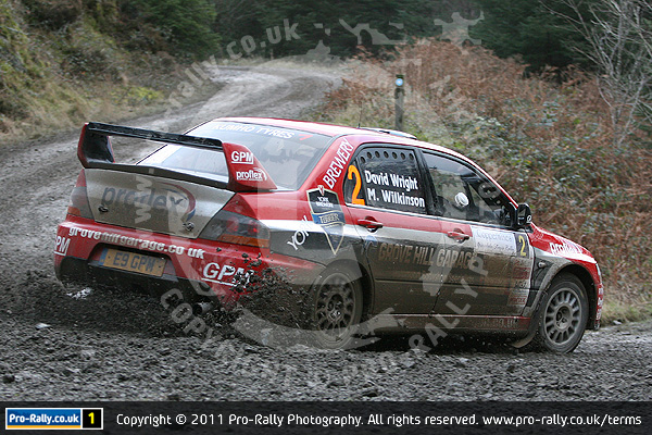 2011 Grizedale Stages Rally