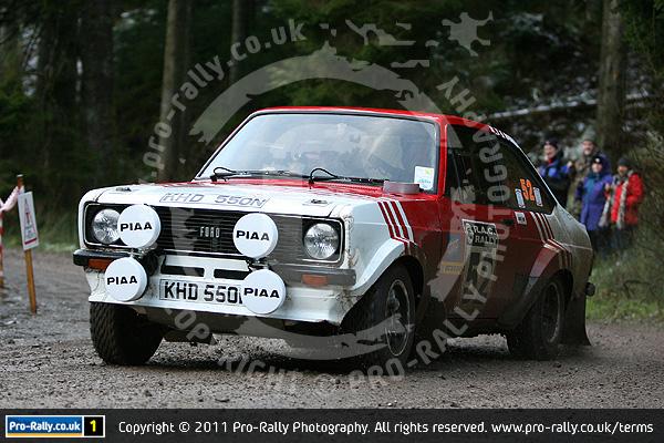 2011 Roger Albert Clark Open Rally