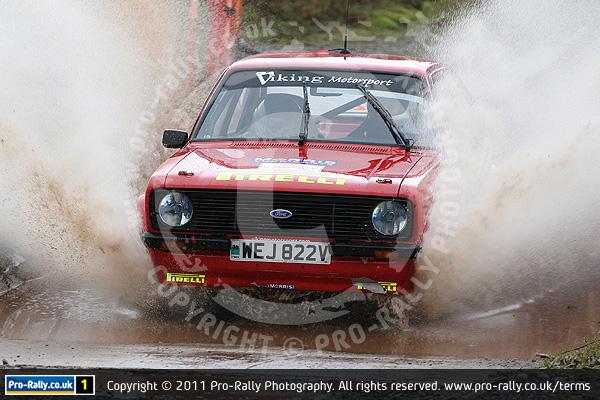 2011 Roger Albert Clark (RAC) Rally