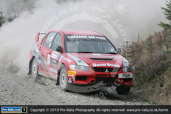 2010 Merrick Stages