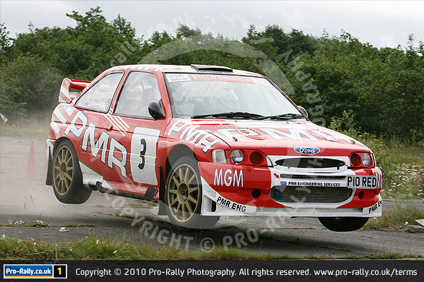 2010 Keith Frecker Memorial Weeton Stages