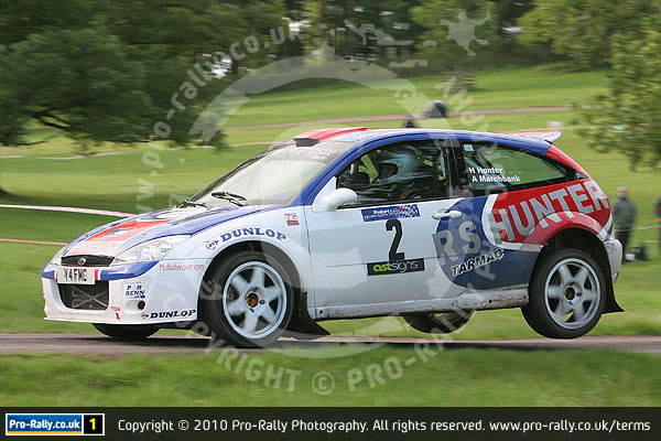 2010 Pendragon Stages (Cars 1-45)