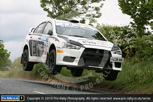 2010 Jim Clark International Rally