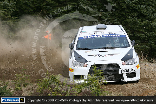 2010 Pirelli International Rally