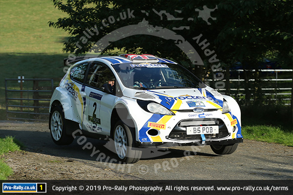 2019 Pendragon Stages Rally
