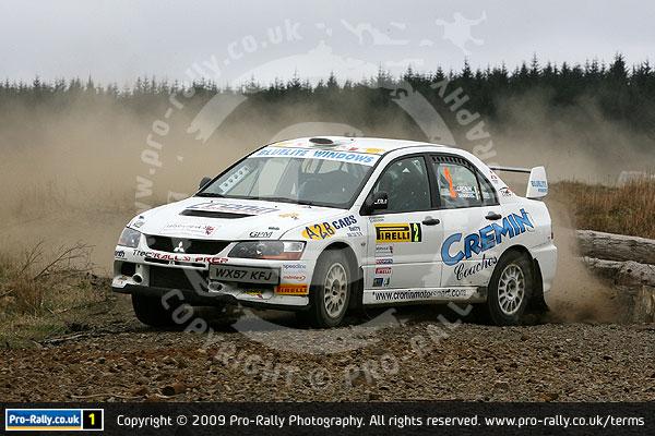 2009 Pirelli International Rally