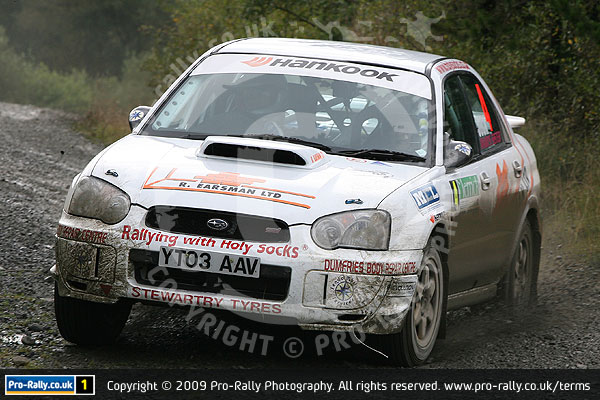 2009 Merrick Forest Stages