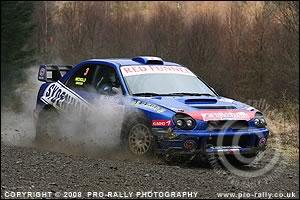 2008 Malcolm Wilson Rally