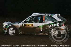 2008 Pirelli International Rally