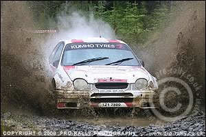 2008 Speyside Stages Rally