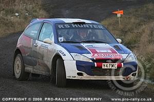 2008 Cambrian Rally