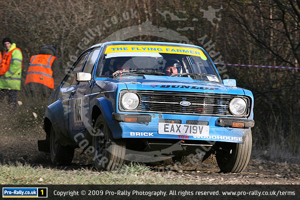 2009 Kall Kwik Rally