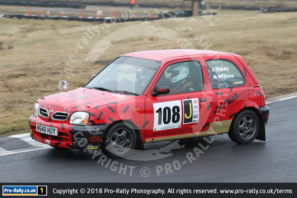 2018 Roskirk Stages