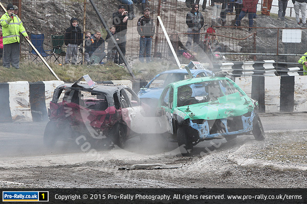 2015 Warton Stock Car Club Easter Speed King Trophy Meeting