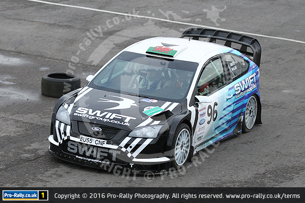 2016 Jack Frost Stages