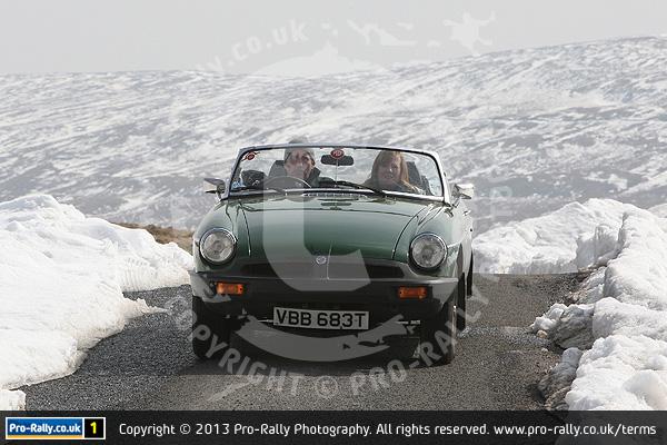 2013 Roof of England Challenge Rally