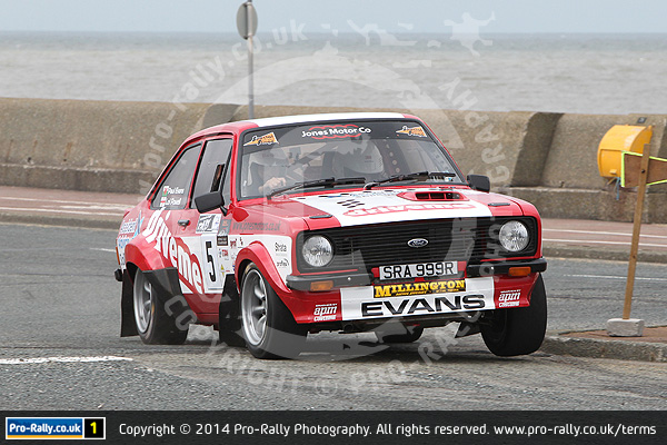 2014 Promenade Stages Rally