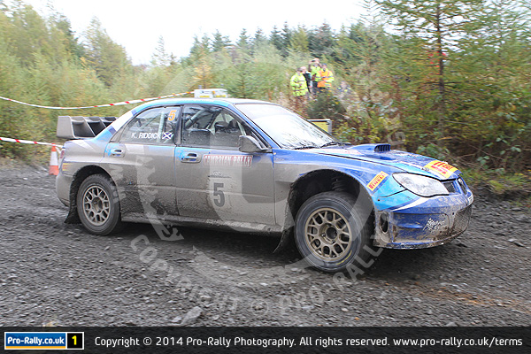2014 Cambrian Rally
