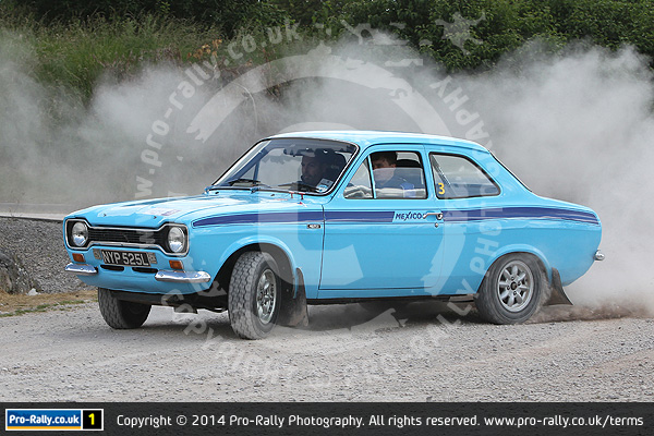 2014 Lake District Classic Rally