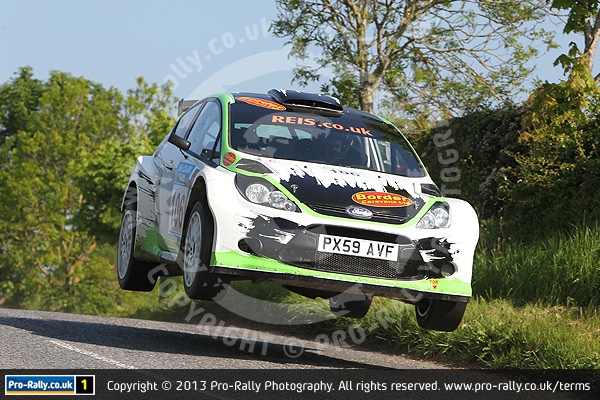 2014 Jim Clark National Rally