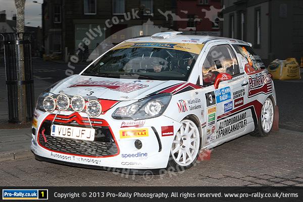 2013 Jim Clark Rally