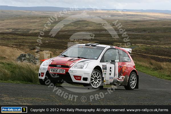 2012 Lindisfarne Rally