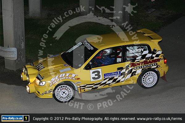 2012 North West Stages (Cars 1-40)