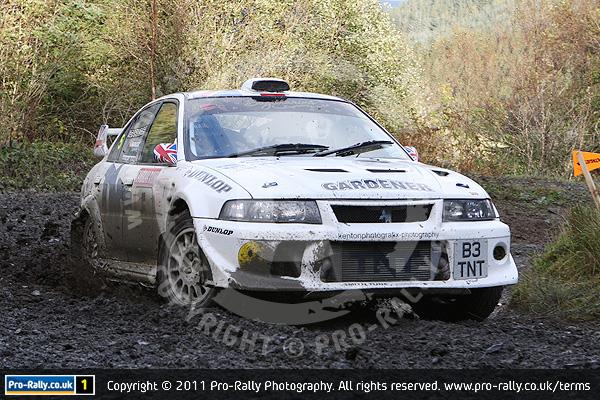 2011 Cambrian Rally