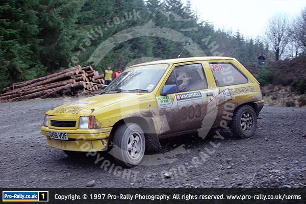 1997 Gwynedd Rally
