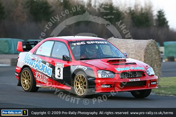 2009 Jack Frost Stages