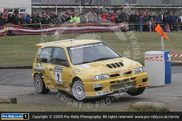 2009 North West Stages