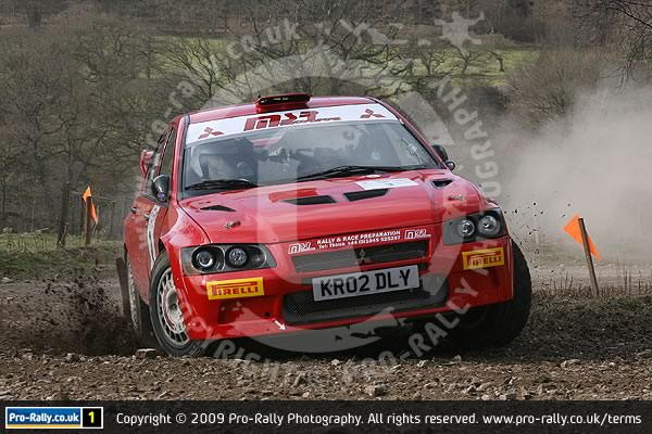 2009 Riponian Stages Rally