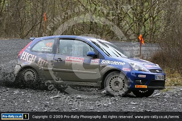 2009 Bulldog Challenge Rally