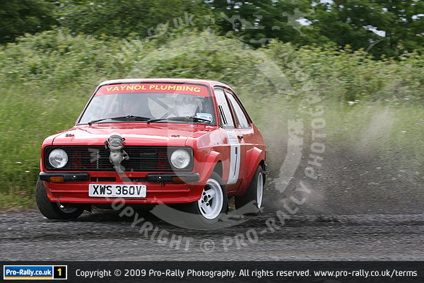 2009 Keith Frecker Memorial Weeton Stages